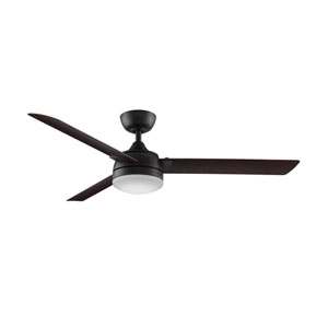 Xeno Dark Bronze LED Ceiling Fan