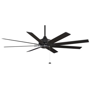 Levon Black 63-Inch Energy Star Ceiling Fan