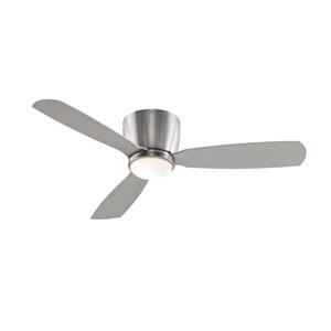 Embrace Brushed Nickel 52-Inch Ceiling Fan