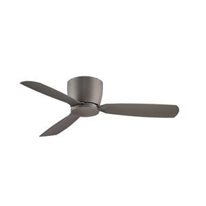 Embrace Matte Greige 52-Inch Ceiling Fan