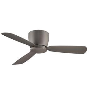Embrace Matte Greige 44-Inch Ceiling Fan
