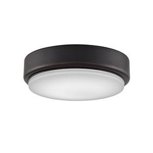 Levon Dark Bronze Opal Frosted LED Light Kit