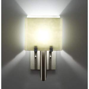 Dessy One/6 Sno with White Wall Sconce