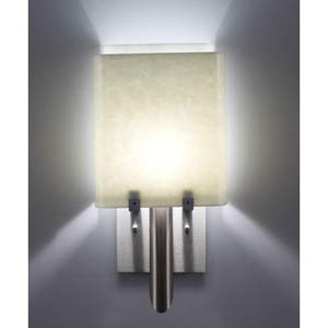 Dessy One/8 Sno with White Wall Sconce