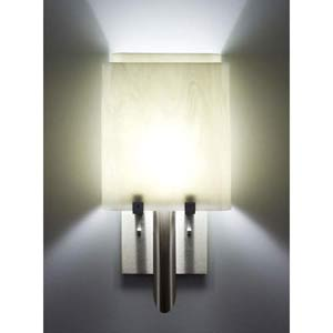 Dessy One/8 White/Snow Wall Sconce