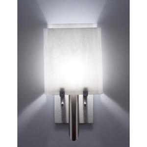 Dessy One/8 White/White Wall Sconce