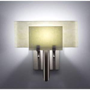 Dessy One Sno with Snow Curved Back Wall Sconce