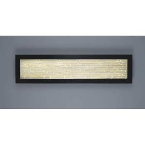 V-II Rectangle Bamboo Fluorescent Wall Sconce