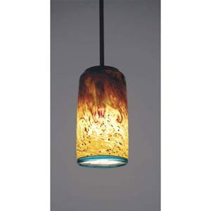 Whitney Cylinder Tall Mini Pendant with 32-Inch OA Drop