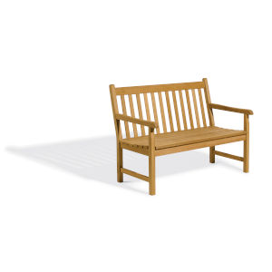 Classic Natural 49-Inch Outdoor Bench