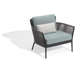 Nette Multicolor 36-Inch Patio Club Chair