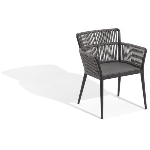 Nette Carbon Outdoor Armchair