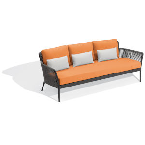 Nette Multicolor Outdoor Sofa