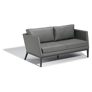 Salino Nauticau Nickel Sofa