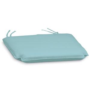 Sunbrella Cushion for Oxford Garden Armchairs - Mineral Blue Sunbrella® Fabric