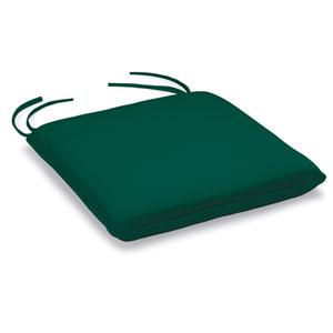 Mera Stacking Armchair Cushion - Hunter Green Sunbrella