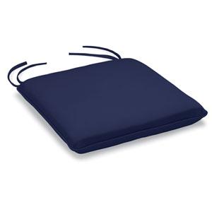 Mera Stacking Armchair Cushion - Navy Blue Sunbrella