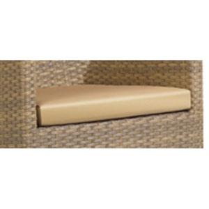 Sunbrella Cushion for Torbay Side Chair - Mineral Blue Sunbrella® Fabric