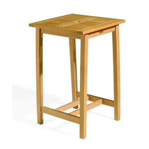 Dartmoor 28-Inch Square Bar Table