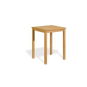 Hampton Shorea Hardwood 28-Inch Square Counter Height Table