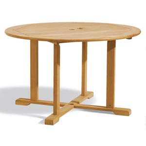 48-Inch Round Dining Table