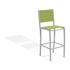 Travira Go Green Sling Seats Bar Chair