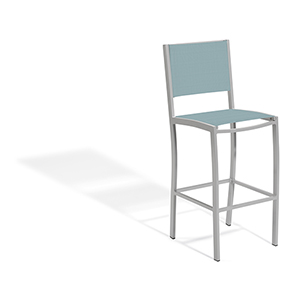 Travira Slate Sling Bar Chair
