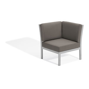 Travira Stone Modular Corner Chair
