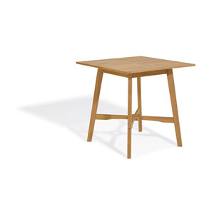 Wexford Natural Shorea 42-Inch Bar Table