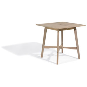 Wexford 42-inch Bar Table - Grigio Shorea