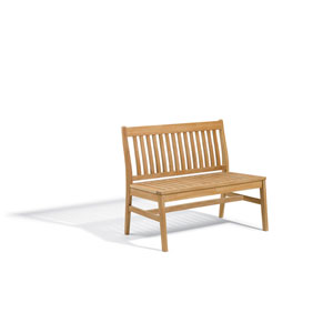 Wexford Natural Shorea 43-Inch Bench