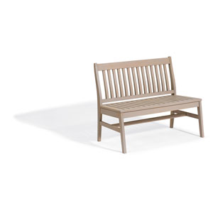 Wexford 43-inch Bench - Grigio Shorea