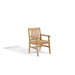 Wexford Natural Shorea Armchair