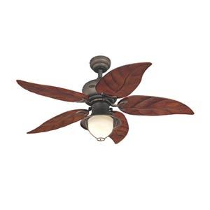 Oasis 48-Inch Oil Rubbed Bronze Ceiling Fan