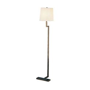 Adams Deep Patina Bronze One-Light Floor Lamp