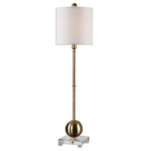Addison Brushed Brass Buffet Lamp