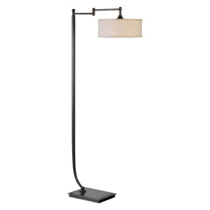 Brentwood Dark Bronze Tapered Floor Lamp
