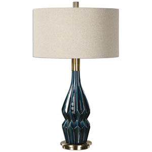 Essex Blue Table Lamp