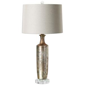 Hughes Metallic Bronze Table Lamp