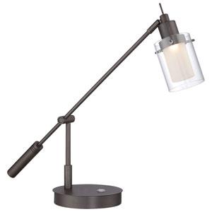 Felix Copper Bronze LED Desk Lamp