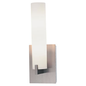 Echo Brushed Nickel Two-Light Bath Sconce