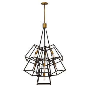 Eastbrook Bronze Seven-Light Pendant