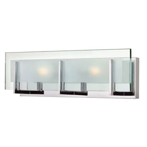 Lyon Chrome 18-Inch LED Vanity