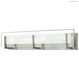 Lyon Chrome 37-Inch LED Vanity
