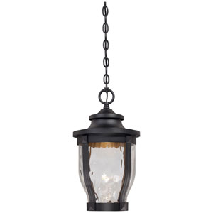 Westcott Black LED Outdoor Pendant