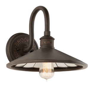 Cosette Bronze 12-Inch One-Light Wall Sconce