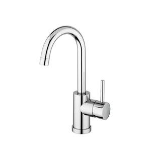 Birillo Wash Basin Mixer with High Swivel Spout