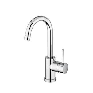 Birillo Wash Basin Mixer with High Swivel Spout