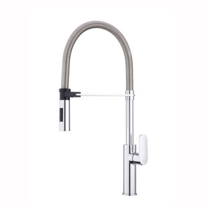 Candy Single Lever Sink Mixer with Swivel Spout