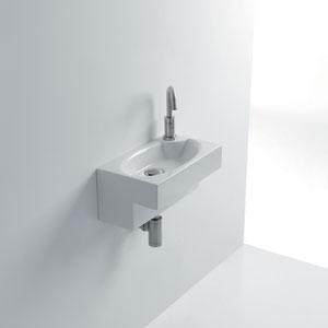 Deca Wall Mounted Bathroom Sink